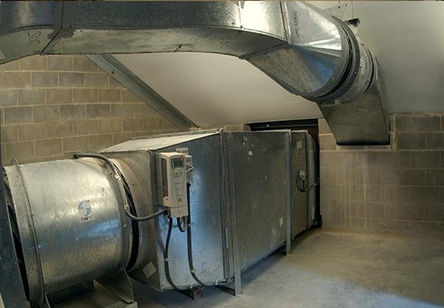 Особености монтажа систем вентиляции